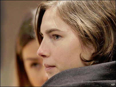 amanda knox trial update 2011. Amanda Knox in her trial