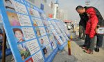 China's search for missing children