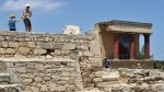 Palace of Knossos on Crete