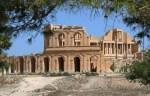 Sabratha amphitheater